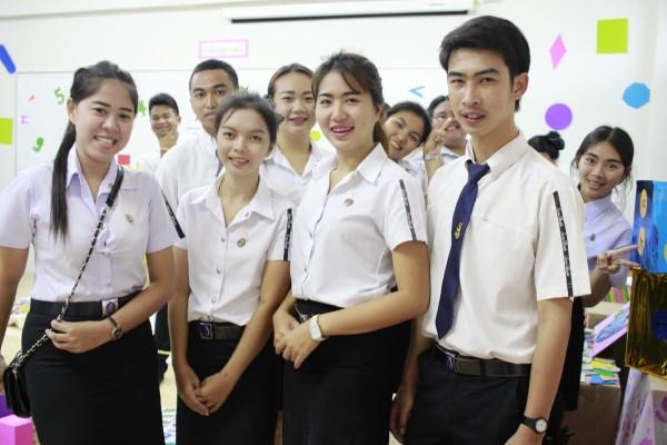 กำหนดการรับรายงานตัวนักศึกษาและปฐมนิเทศนักศึกษา ประจำปีการศึกษา 2558 วันจันทร์ที่ 13 กรกฏาคม 2558