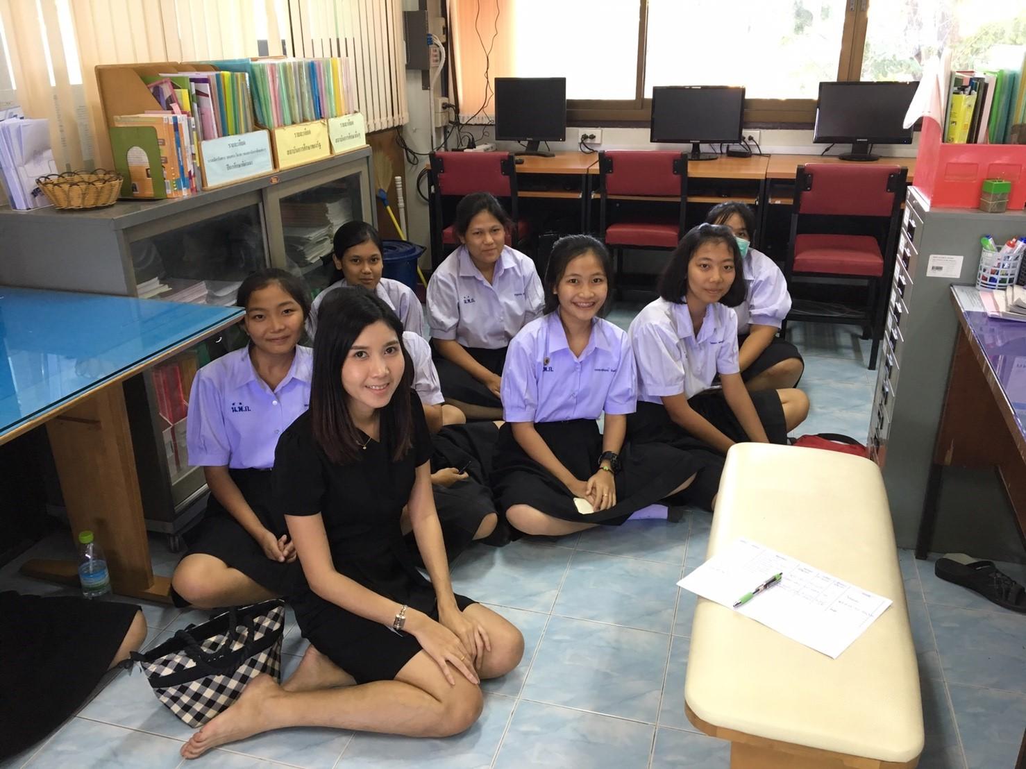 มสด นครนายก เตรียมแนะแนวการศึกษา ปีการศึกษา 2560