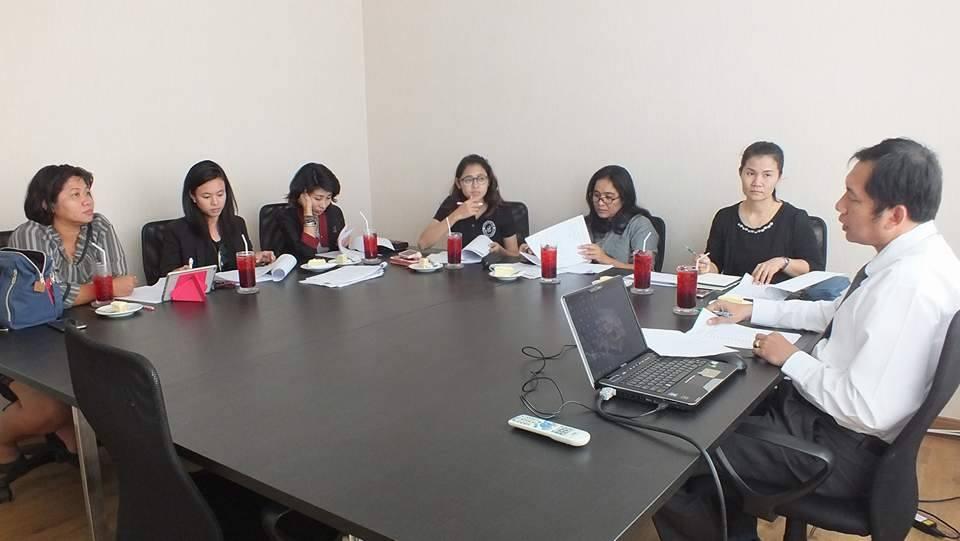 ประชุมชี้แจงเกี่ยวกับการดำเนินงาน KM.หลักสูตรการศึกษาปฐมวัย