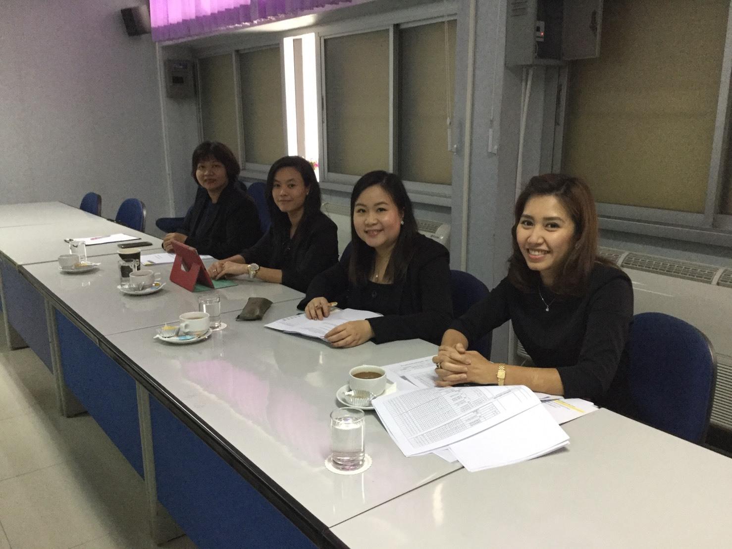 มสด.นครนายก เข้าร่วมประชุมการทวนสอบผลสัมฤทธิ์การเรียนรู้ของนักศึกษาตามกรอบมาตราฐานคุณวุฒิแห่งชาติ