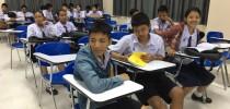 บรรยากาศการเรียนรู้ Pre-teacher program วันที่ 30 มิถุุนายน 2560