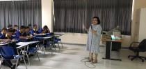 ศูนย์การศึกษานอกที่ตั้ง นครนายก จัดการเรียนการสอนโครงการ Pre-teacher program