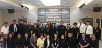 ผู้อำนวยการมหาวิทยาลัยสวนดุสิต ศูนย์การศึกษานอกที่ตั้งนครนายก เข้าร่วมประชุมสัมมนาขับเคลื่อนแผนพัฒนากำลังคน จังหวัดนครนายก พ.ศ.2560-2564 (ครั้งที่ 2)