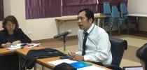 ศูนย์นครนายก ประชุมเตรียมความพร้อมการดำเนินงานการประกันคุณภาพการศึกษา ประจำปี 2559