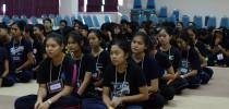 โครงการสานสัมพันธ์พี่กับน้อง ปีการศึกษา 2560