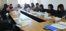 มหาวิทยาลัยสวนดุสิต ศูนย์การศึกษานอกที่ตั้งนครนายก ประชุมเตรียมความพร้อมการดำเนินงานเกี่ยวกับการประกันคุณภาพการศึกษา ประจำปีการศึกษา 2559