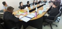 ศูนย์นครนายกประชุมชี้แจงแนวทางปฏิบัติการออกฝึกประสบการณ์วิชาชีพของนักศึกษาชั้นปีที่ 5