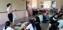 ออกแนะแนวทางการศึกษา ณ โรงเรียนวัฒนานคร และโรงเรียนซับนกแก้ววิทยา จ.สระแก้ว