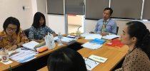 ศูนยฯนครนายก ประชุมประจำเดือนเมษายน 2561 ครั้งที่ 4/2561