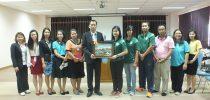 มหาวิทยาลัยราชภัฏเพชรบุรี ศึกษาดูงาน ศูนย์การศึกษานอกที่ตั้ง นครนายก