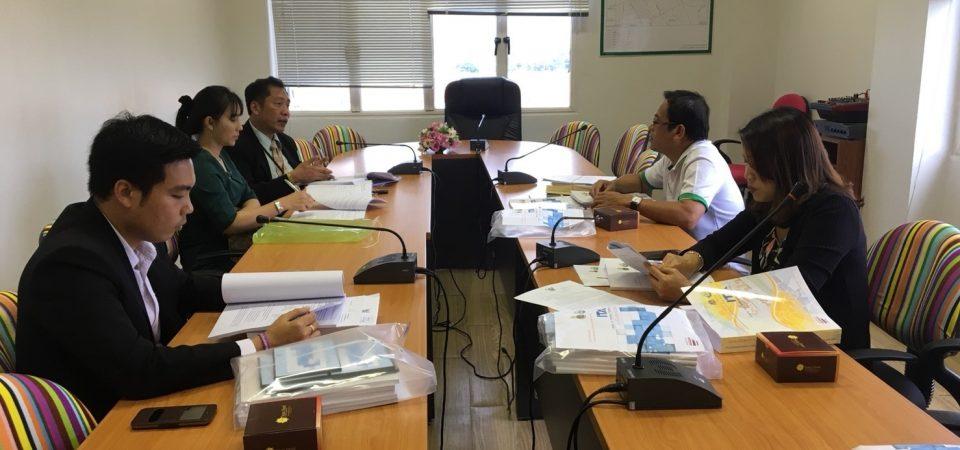ประชุมโครงการประเมินคุณธรรมและความโปร่งใสในการดำเนินงานของหน่วยงานภาครัฐ (ITA) ครั้งที่ 5/2561