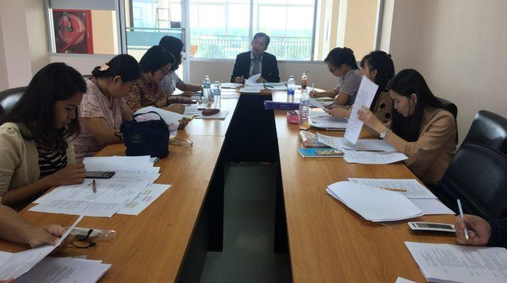 ศูนย์ฯนครนายก จัดประชุมประจำเดือนพฤษภาคม 2561 ครั้งที่ 5/2561