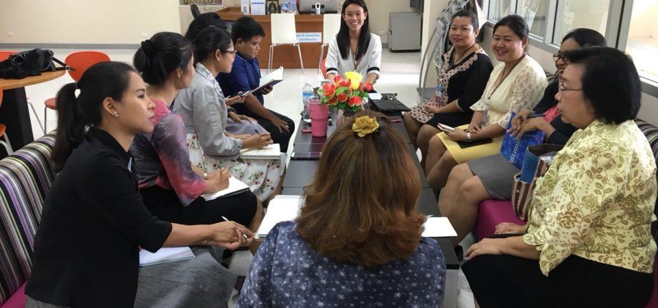 ศูนย์ฯนครนายก ประชุมหารือวางแผนการดำเนินงานในปีการศึกษา 2561