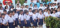 โรงเรียนสาธิตละอออุทิศ นครนายก จัดกิจกรรมวันแม่ ประจำปีการศึกษา 2561