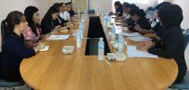 มหาวิทยาลัยสวนดุสิต นครนายก ประชุมคณะกรรมการหอพักนักศึกษา ประจำภาคเรียน 2561