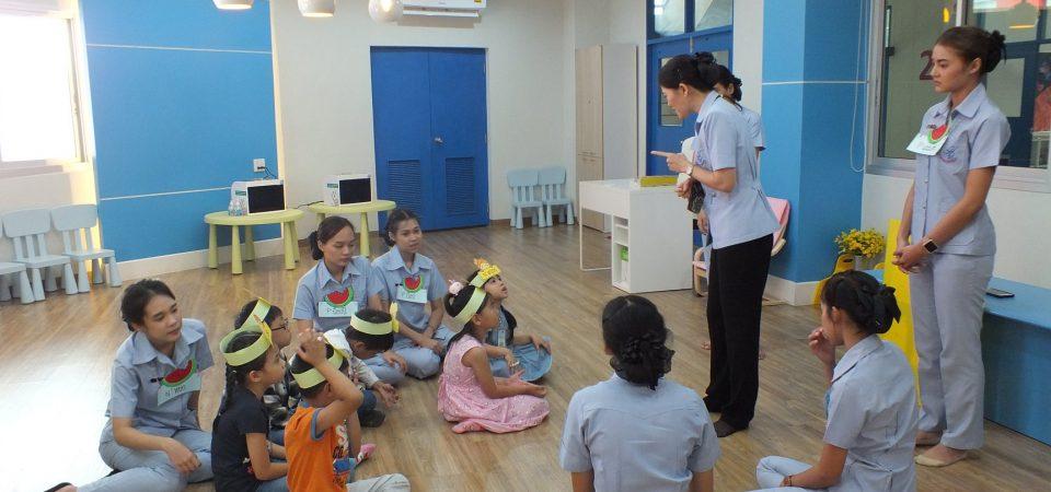 โรงเรียนสาธิตละอออุทิศ นครนายก ร่วมมือกับ Suan Dusit The Open จัดโครงการ October Camp 2018