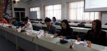 มหาวิทยาลัยสวนดุสิต ศูนย์การศึกษานอกที่ตั้งนครนายก  ประชุมขับเคลื่อนแผนพัฒนากำลังคนจังหวัดนครนายก ครั้งที่ 1/2562