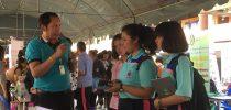 มหาวิทยาลัยสวนดุสิต ศูนย์การศึกษานอกที่ตั้งนครนายก ออกแนะแนวทางการศึกษา วันที่ 23 มกราคม 2562
