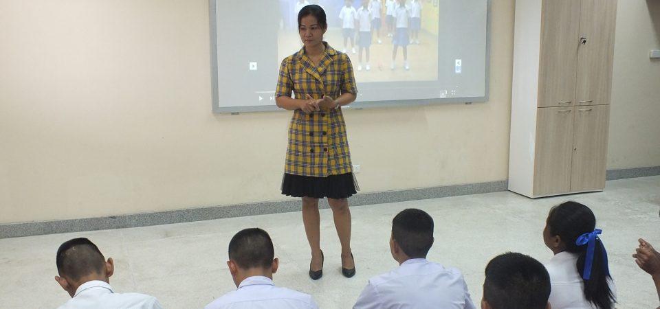 มหาวิทยาลัยสวนดุสิต ศูนย์การศึกษานอกที่ตั้ง นครนายก จัดปฐมนิเทศนักเรียนหลักสูตรเตรียมครู (Pre-teacher program) ปีการศึกษา 2562