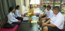 การเรียนการสอนโครงการหลักสูตรเตรียมครู (Pre-teacher program) วันที่ 21 พฤษภาคม 2562