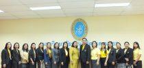 มหาวิทยาลัยสวนดุสิต ศูนย์การศึกษานอกที่ตั้ง นครนายก หลักสูตรศึกษาศาสตรบัณฑิต สาขาวิชาการศึกษาปฐมวัย รับการตรวจประเมินคุณภาพการศึกษาภายใน ระดับหลักสูตร ประจำปีการศึกษา 2561