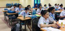 """มหาวิทยาลัยสวนดุสิต นครนายก จัดสัมมนาระหว่างฝึกปฏิบัติการสอน ครั้งที่ 1 """"การเขียนโครงร่างงานวิจัยในชั้นเรียนสำหรับเด็กปฐมวัย"""""""