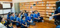 มหาวิทยาลัยสวนดุสิต นครนายก ออกแนะแนว ณ โรงเรียนนวมราชานุสรณ์ จังหวัดนครนายก