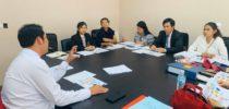 """มหาวิทยาลัยสวนดุสิต นครนายก ประชุมวางแผนการดำเนินงาน """"โครงการพัฒนาศูนย์พัฒนาเด็กเล็ก 8 แห่ง"""""""