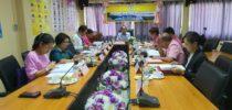 มหาวิทยาลัยสวนดุสิต นครนายก ร่วมการประชุมคณะอนุกรรมการเกี่ยวกับการพัฒนาการศึกษาจังหวัดนครนายก ครั้งที่ 2 /2563